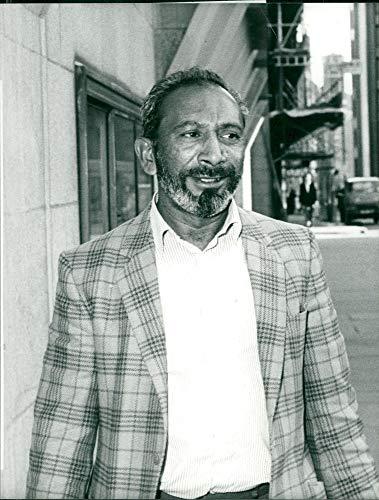 Vintage photo of Xahida Ahmed: Bashir Ahmed