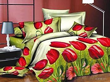 Fashion Luxus Marken Bettwäsche 2 Teilig Baumwolle Bettwäsche
