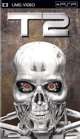 Terminator 2 UMD For PSP
