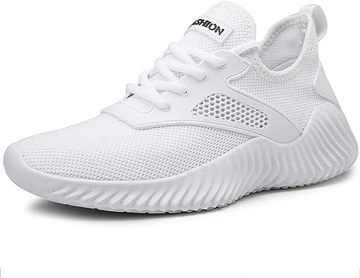 Zapatos Deporte Transpirables,Zapatillas de Running Ligeras ...