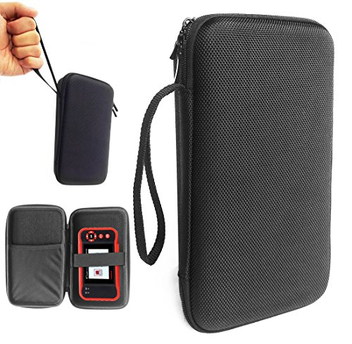 FitSand (TM Travel Carry Zipper Portable Protective Hard Case Cover Box for Launch Creader CRP123 Engine/ABS/SRS/Transmission Automotive Code Reader