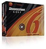 Bridgestone E6 Optic Orange Golf Ball (2011 Model)