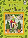 King Long Shanks, Jane Yolen, 0152163417