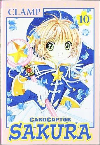 Cardcaptor Sakura 10 (Shojo Manga): Amazon.es: Clamp: Libros