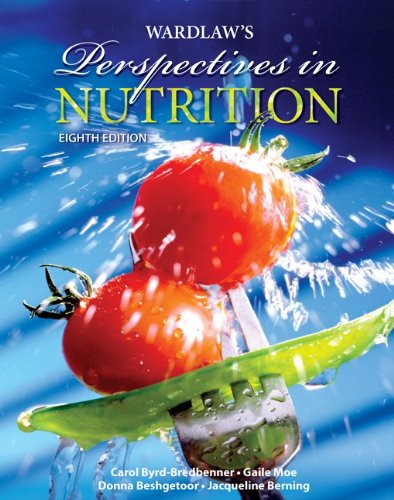 Wardlaw's Persepectives in Nutrition w/NCP 3.2 Student Online Access Card, Online Course Universal Access Card for Intro