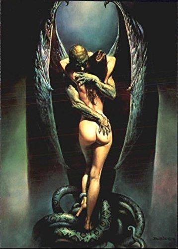 1992 Boris Series Two #12 Vampire's Kiss - NM-MT