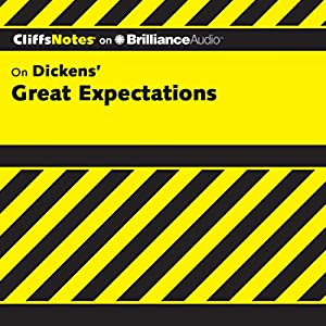 Great Expectations: CliffsNotes Audiobook