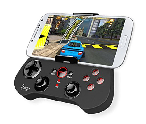 iPega PG-9017S Wireless Bluetooth Game Controller, Black ...