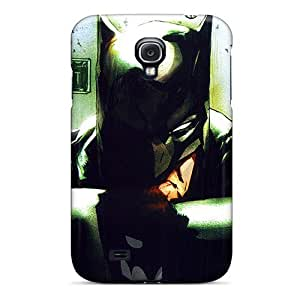 DaMMeke Snap On Hard Case Cover Batman Protector For Galaxy S4
