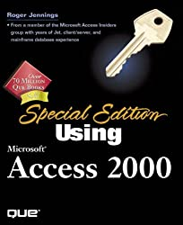 Special Edition Using Microsoft Access 2000