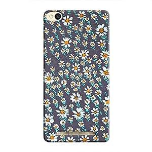 Cover It Up Flower Rain Hard Case for Redmi 3S - Multi Color