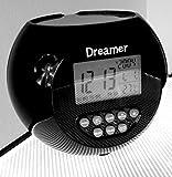 Dreamer Illuminated Projector Clock As Seen On TV