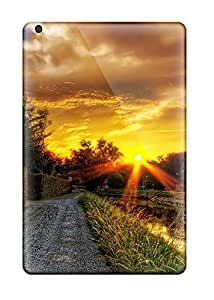 High-quality Durable Protection Case For Ipad Mini/mini 2(the Path Photography R People Photography)