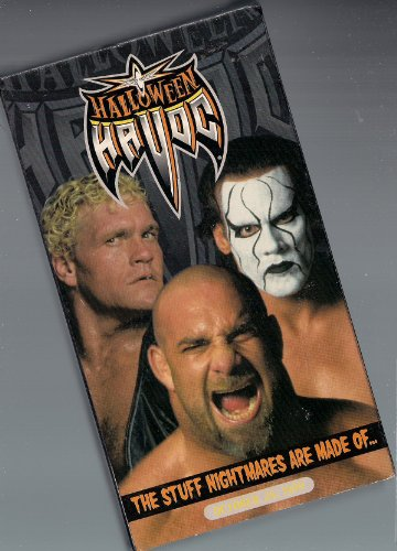 WCW Halloween Havoc 1999 (Wcw 1999 Halloween Havoc)