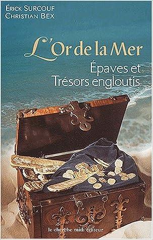 En ligne L'or de la mer : épaves et trésors engloutis pdf, epub
