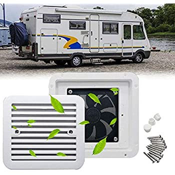 ALAVENTE RV Roof Vent Lid Replacement Cover 3-Speed Manual Crank ...