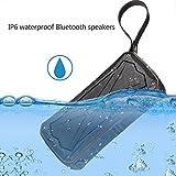 Bluetooth Speakers IPX6 Waterproof Dustproof Shockproof Superior 3D Stereo Speakers with Dual-Driver