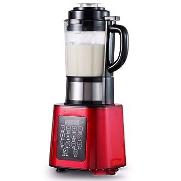 Exprimidor cocina de paredes rotas cocina multifuncional automática calentador de vidrio: Amazon.es: Hogar