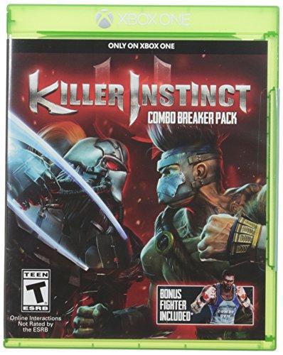 Killer Instinct Combo Breaker Pack Xbox