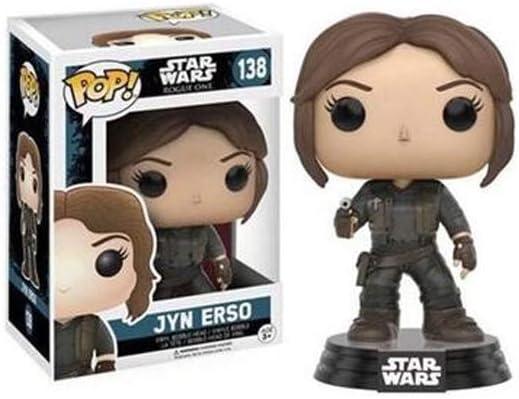 GLUSa Jyn Erso Star Wars POP Figure Figure Anakin Skywalker PVC POP