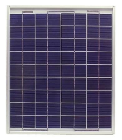 15 Watt Solar Panel 17.6VDC 850MA