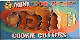 K9 Cakery 84410 Cookie Cutters Dog Theme, Mini, 5-Pack Review