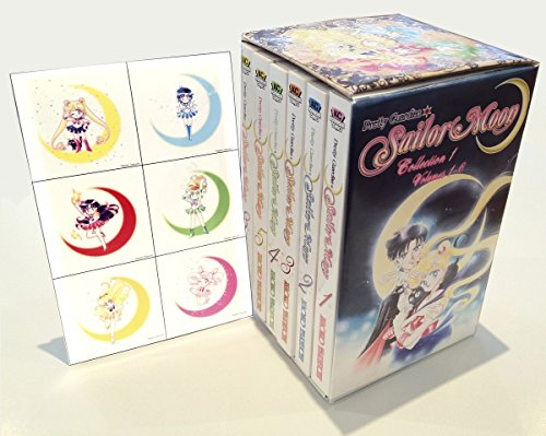 Price comparison product image Sailor Moon Box Set (Vol. 1-6)