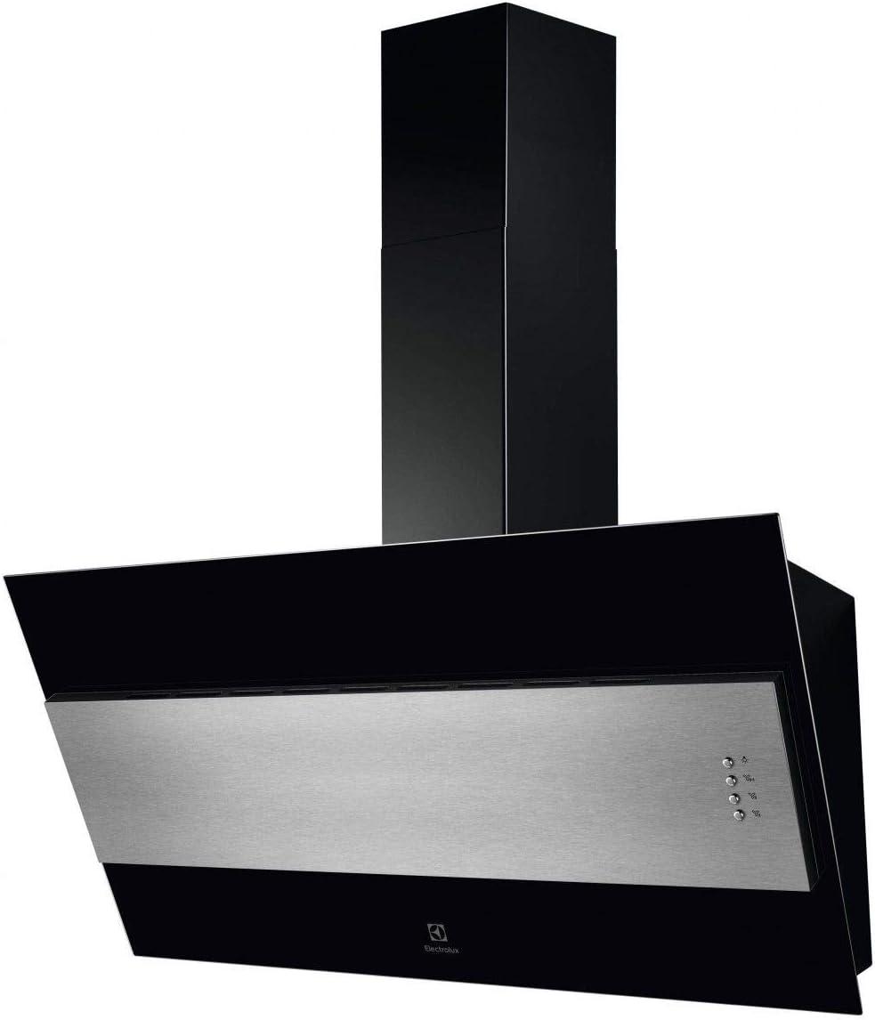 Electrolux LFV 319 Y - Campana extractora de pared (acero inoxidable, 90 cm): Amazon.es: Grandes electrodomésticos