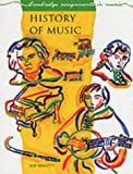 History of Music, Roy Bennett, 0521336813