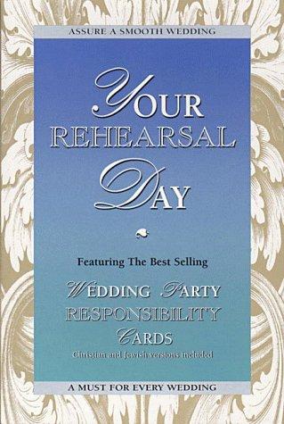 Your Rehearsal Day: Alex Lluch: 9781887169073: Amazon.com: Books