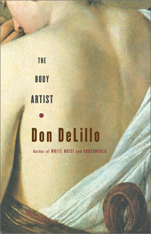 book cover of The Body Artist