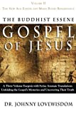 img - for The Buddhist Essene Gospel of Jesus Volume II by Dr. Johnny Lovewisdom (2007-03-23) book / textbook / text book