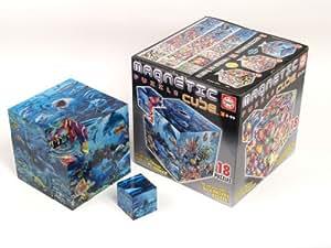 Educa: Tropical Scenes Puzzle 27 Cubes