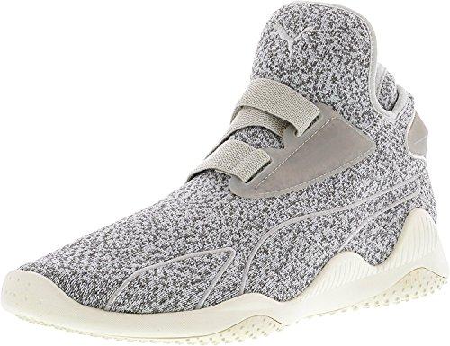 PUMA Mens Mostro Sirsa Elemental Ankle-High Fashion Sneaker Gray Violet / Steel Gray / Puma White cQKcECxV