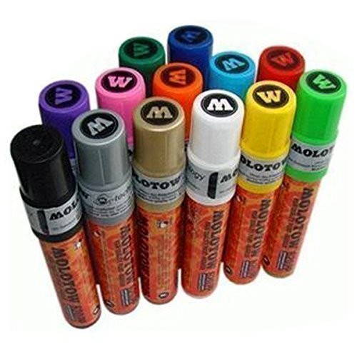 Molotow Markers
