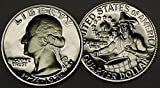#10: 1976 S Proof Washington SILVER Quarter Bicentennial 1776-1976 Drummerboy design Quarter PF-68 US Mint