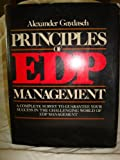 Principles of Electronic Data Processing Management, Gaydasch, Alexander, Jr., 0835956040