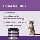 Litter Genie Ultimate Cat Litter Odor Control Refill - 3 Pack - 02068