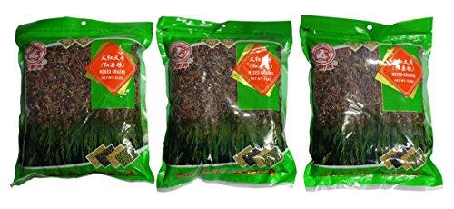 Gloden Lion Mixed Grains - 3 lbs Per Bag, Total 3 Bags 金狮牌-有机五谷杂粮 (红杂粮) 每包3磅,共3包