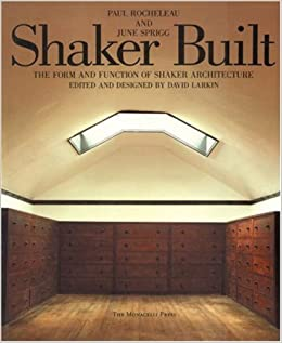 Image result for shaker built book