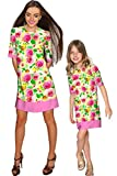 PineappleClothing Mommy and Me Dress - Mother Daughter Matching Clothes, Outfits