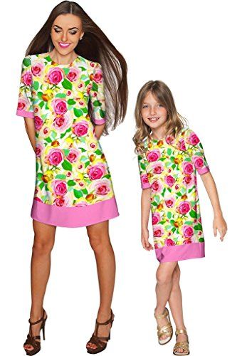 PineappleClothing Mommy and Me Dress - Mother Daughter Matching Clothes, Outfits by PineappleClothing