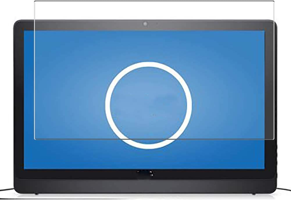 Puccy 2 Pack Anti Blue Light Screen Protector Film, compatible with Dell Inspiron 22 3000 (3263 AIO) AIO All in One 21.5