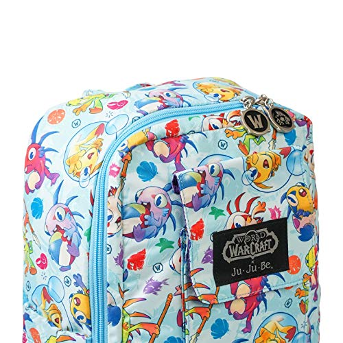 Jujube-March-of-Murlocs-World-of-Warcraft-Collection-MiniBe-Kid-Size-Backpack