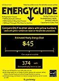 Appliances Best Deals - Danby 9.2 Cubic Feet Refrigerator Black Stainless Steel Look-Estar