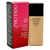 Shiseido Sheer and Perfect SPF 15 # I20 Natural Light Ivory...