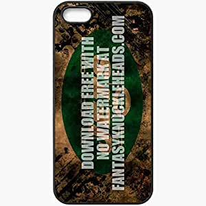 Personalized Diy For Iphone 4/4s Case Cover ell phone Case/Cover Skin 1313 new york jets 0 Black