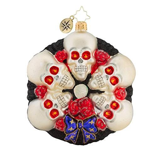 Christopher Radko Candyland Outpost Nutcracker Christmas Ornament