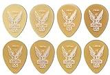 Clayton Ultem Guitar Picks (Select from gauges .38mm - 1.20mm)