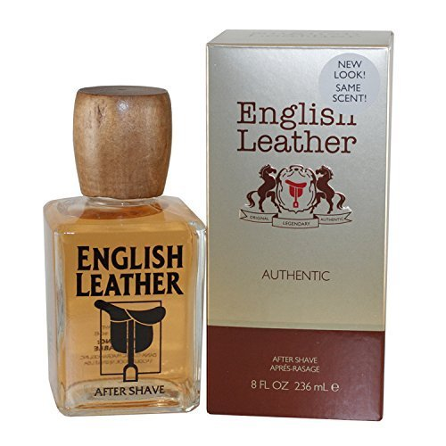 Dana ENGLISH LEATHER by Dana for Men After Shave Splash, 8 Ounce